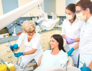 Your dentist in Bloomfield for gum disease treatment.
